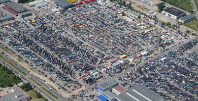 Kviečiame pradėti savo verslą Kauno automobilių turguje