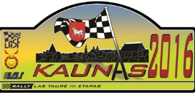 Kaunas 2017 rally taurė 3 etapas!
